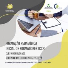 1.ª edição: Formação Pedagógica Inicial de Formadores